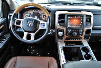 2013 RAM 1500 Laramie Longhorn Edition