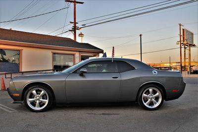 2012 Dodge Challenger R/T Plus