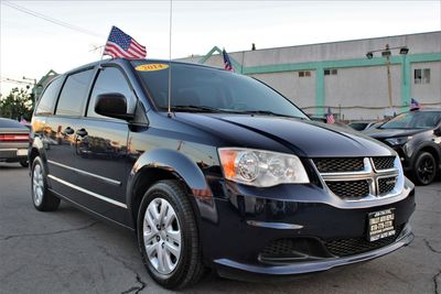 2014 Dodge Grand Caravan American Value Pkg