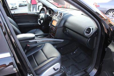 2011 Mercedes-Benz M-Class ML550