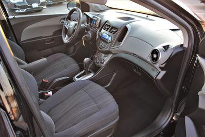 2012 Chevrolet Sonic LT