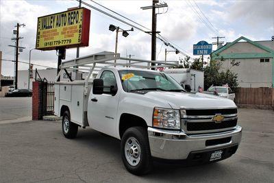 2014 Chevrolet Silverado 2500HD Work Truck