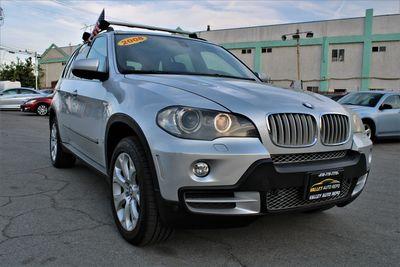 2008 BMW X5 4.8i 4.8i